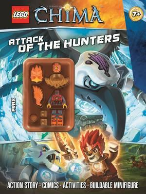 LEGO Chima: Attack of the Hunters (BOK)