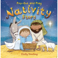Pop-Out and Play Nativity Story (BOK)