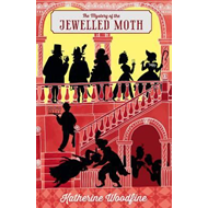 Mystery of the Jewelled Moth (BOK)
