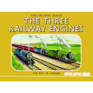 Thomas the Tank Engine: The Railway Series: The Three Railwa (BOK)