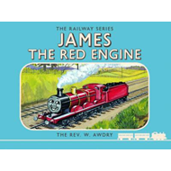 Thomas the Tank Engine: The Railway Series: James the Red En (BOK)