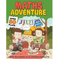 Maths Adventure (BOK)