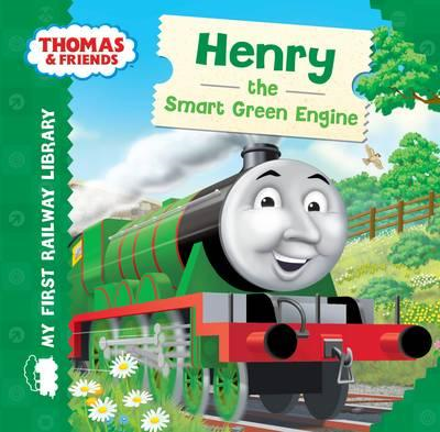 Thomas & Friends: My First Railway Library: Henry the Smart (BOK)