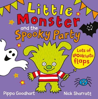 Little Monster and the Spooky Party (BOK)