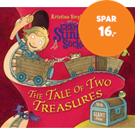 Produktbilde for Sir Charlie Stinky Socks: The Tale of Two Treasures (BOK)