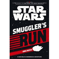 Star Wars The Force Awakens: Smuggler's Run (BOK)