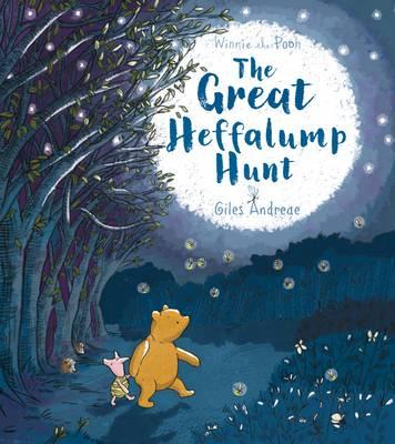 Winnie-the-Pooh: The Great Heffalump Hunt (BOK)