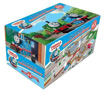Thomas & Friends: The Complete Thomas Story Library (BOK)