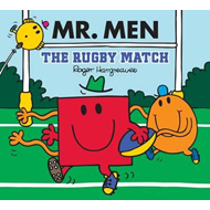 Mr Men: The Rugby Match (BOK)