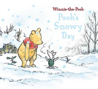 Winnie-the-Pooh: Pooh's Snowy Day (BOK)