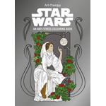 Star Wars art therapy colouring book (BOK)