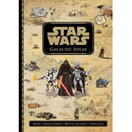 Star Wars: Galactic Atlas (BOK)