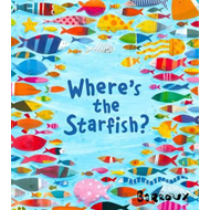 Produktbilde for Where's the Starfish? (BOK)