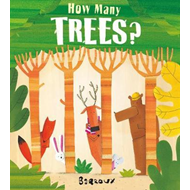 Produktbilde for How Many Trees? (BOK)