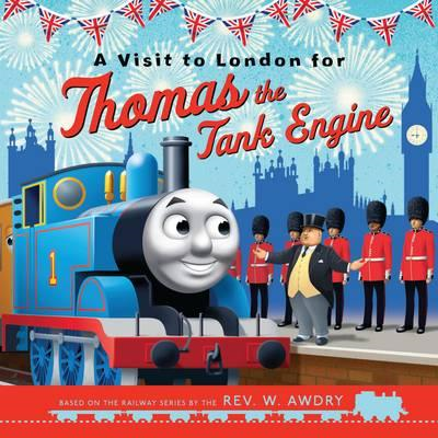 Visit to London for Thomas the Tank Engine (BOK)