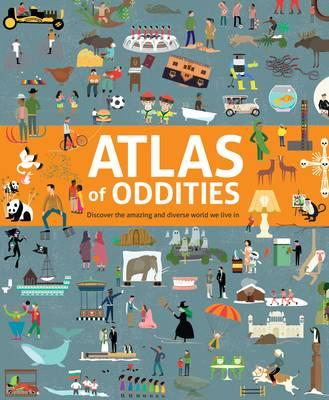 Atlas of Oddities (BOK)