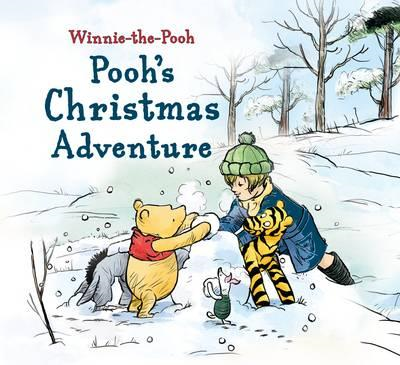 Winnie-the-Pooh: Pooh's Christmas Adventure (BOK)