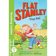 Flat Stanley Plays Ball (BOK)