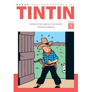 Adventures of Tintin Volume 1 (BOK)