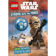 LEGO (R) Star Wars: Strong with the Force (Activity Book wit (BOK)