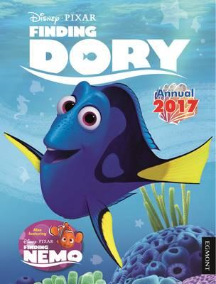 Disney Finding Dory Annual 2017 (BOK)