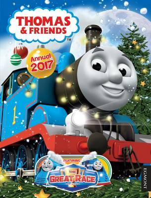 Thomas & Friends Annual 2017 (BOK)