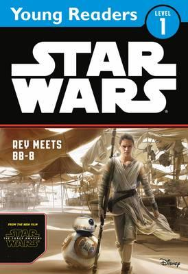 Star Wars The Force Awakens: Rey Meets BB-8 (BOK)