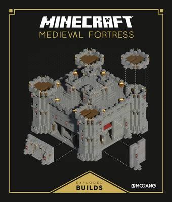 Minecraft: Exploded Builds: Medieval Fortress (BOK)