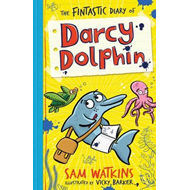 Fintastic Diary of Darcy Dolphin (BOK)
