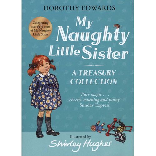 My Naughty Little Sister: A Treasury Collection (BOK)