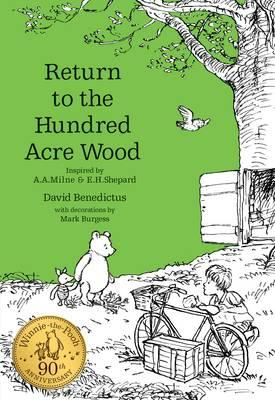 Winnie-the-Pooh: Return to the Hundred Acre Wood (BOK)