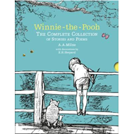 Winnie-the-Pooh: The Complete Collection of Stories and Poem (BOK)