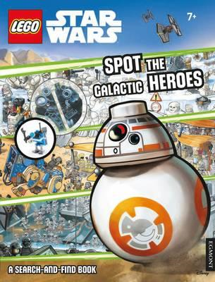 LEGO (R) Star Wars: Spot the Galactic Heroes A Search-and-Fi (BOK)