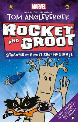 Marvel Rocket and Groot: Stranded on Planet Shopping Mall (BOK)