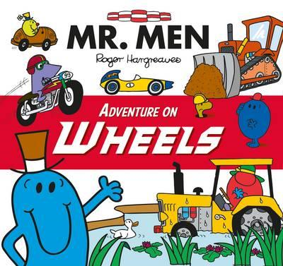 Mr. Men Adventure on Wheels (BOK)