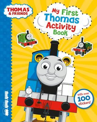 Thomas & Friends: My First Thomas Activity Book (BOK)
