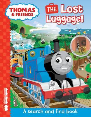 Thomas & Friends: The Lost Luggage (A search and find book) (BOK)