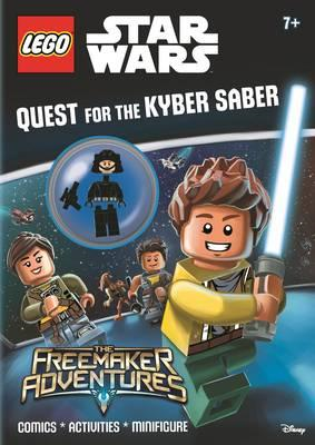Lego (R) Star Wars: Quest for the Kyber Saber (Activity Book (BOK)