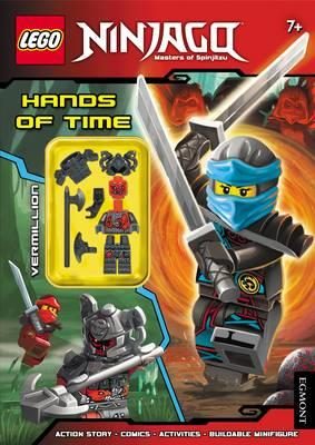 LEGO (R) Ninjago: Hands of Time (Activity Book with Minifigu (BOK)