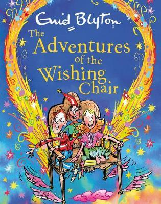 Adventures of the Wishing-Chair gift edition (BOK)