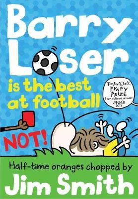 Barry Loser is the best at football NOT! (BOK)