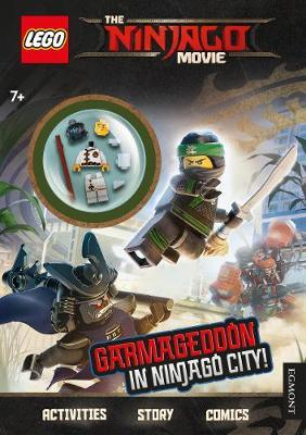 LEGO (R) NINJAGO MOVIE: Garmageddon in Ninjago City! (Activi (BOK)
