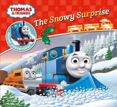Thomas & Friends: The Snowy Surprise (BOK)