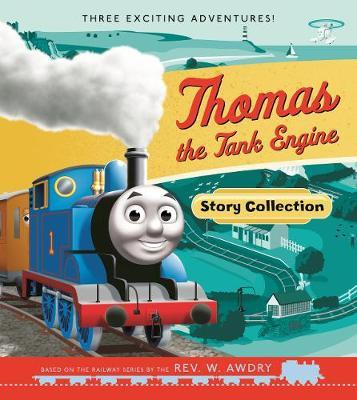 Thomas the Tank Engine Story Collection (BOK)