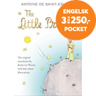 Produktbilde for The little Prince (BOK)