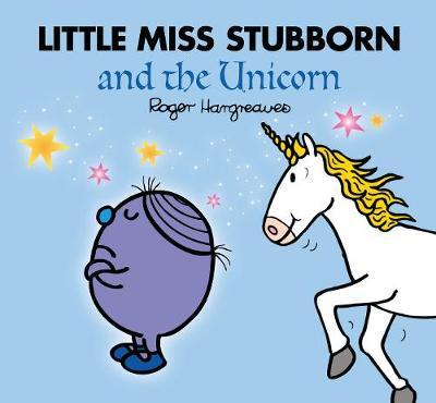 Little Miss Stubborn and the Unicorn (Large Format) (BOK)