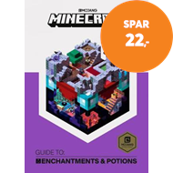 Produktbilde for Minecraft Guide to Enchantments and Potions - An Official Minecraft Book from Mojang (BOK)