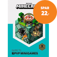Produktbilde for Minecraft Guide to PVP Minigames - An Official Minecraft Book from Mojang (BOK)