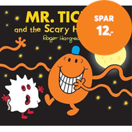 Produktbilde for Mr. Tickle and the Scary Halloween (BOK)