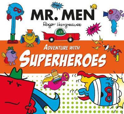 Mr Men Adventure with Superheroes (BOK)